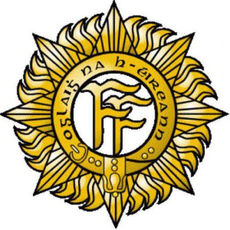 Irish Volunteers emblem