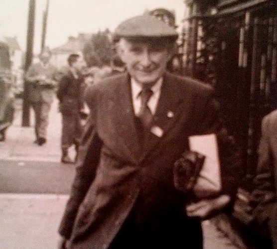 Irish Volunteer James Gleeson