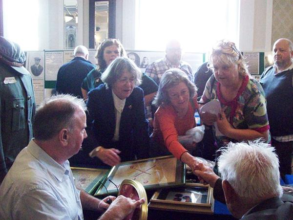 Irish Volunteers Wynn's Hotel Dublin Exhibition