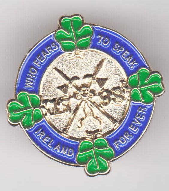 1798 Fenian Badge