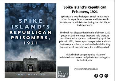 Spike Island's republican prisoners 1921