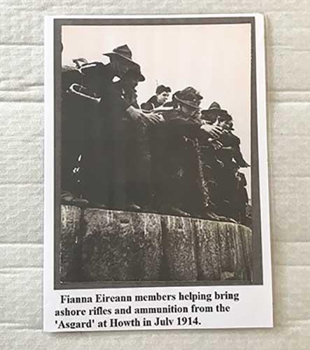 Fianna Eireann Asgard Howth
