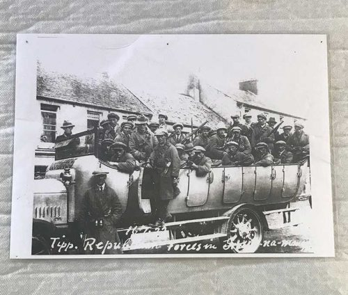 IRA forces Tipperary